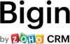 Bigin door Zoho CRM Logo