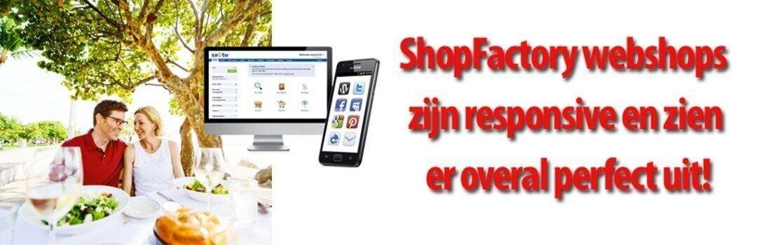 screenshot ShopFactory