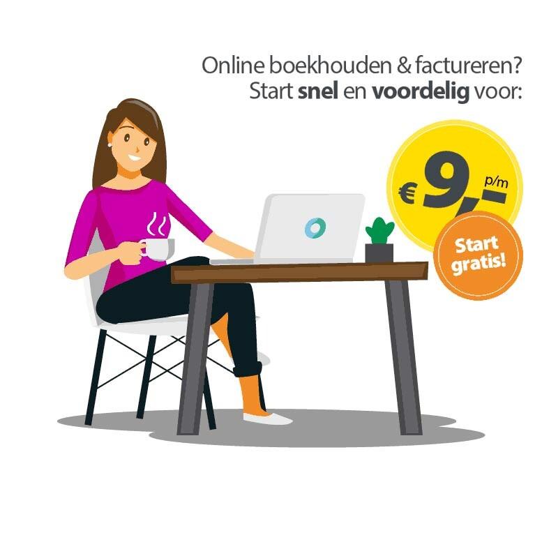 screenshot Myfinance.nl