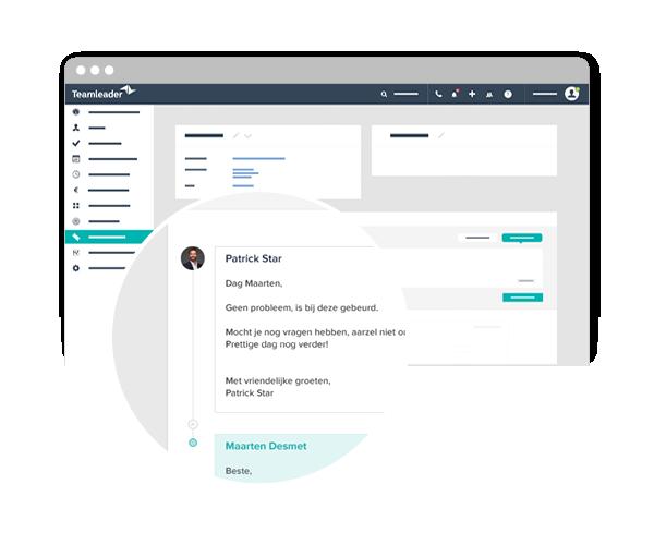 screenshot Teamleader