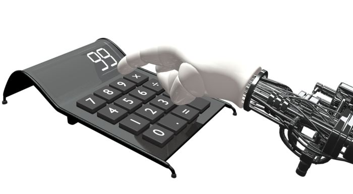 robotic-accounting-robot