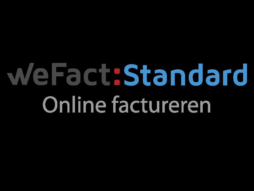 WeFact Standard (30 dagen gratis)